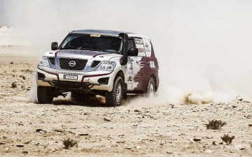 Nissan Dubai International Baja  03