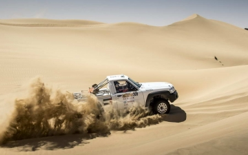 Nissan Dubai International Baja  04