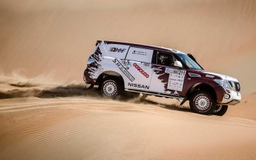 Nissan Dubai International Baja  06