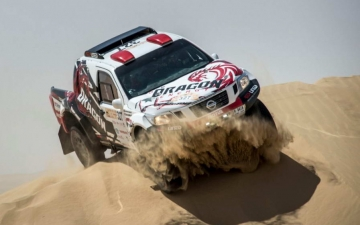 Nissan Dubai International Baja  07