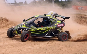 EKO Racing Dirt Games Speedca 10
