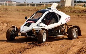 EKO Racing Dirt Games Speedca 11