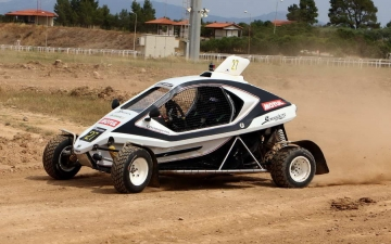 EKO Racing Dirt Games Speedca 12