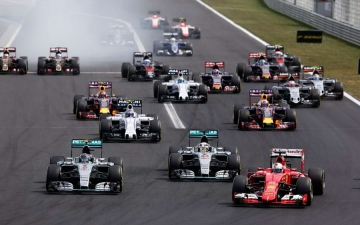 F1 in numbers 11