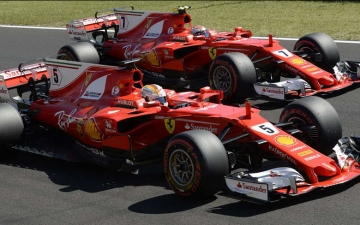 F1 in numbers 12