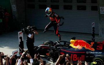 F1  Chinese GP Review 17
