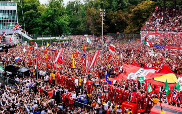 F1 GP Monza Italy Preview  12