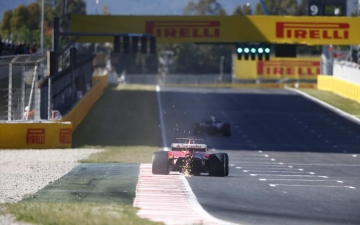 F1 GP Spain Preview 13