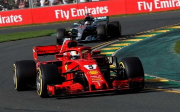 F1 GP Australia Review 10