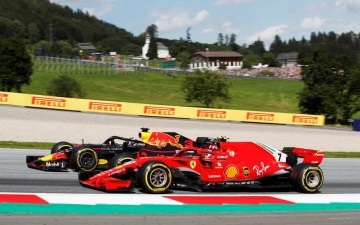 F1 Review GP Austria 01
