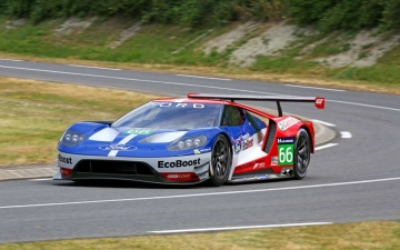Nurburgring Ford 13