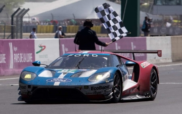 Ford GT Le Mans 12