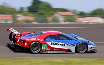Ford GT Le Mans 13