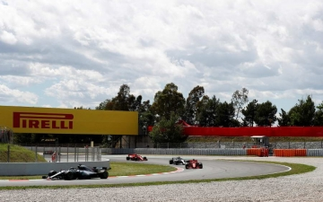 F1 Pirelli GP Spain Review 02