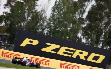 F1 Pirelli GP Spain Review 08