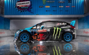 Hoonigan Racing Dvision Ford 16