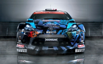 Hoonigan Racing Dvision Ford 21
