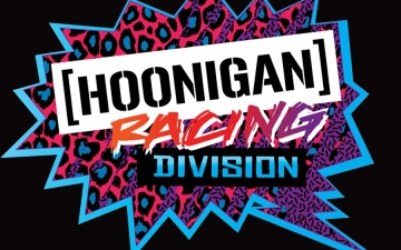 Hoonigan Racing Dvision Ford 23
