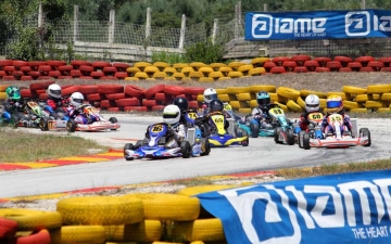 IAME Series Greece 2019 180419