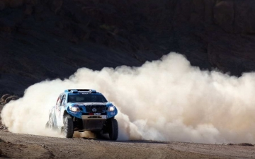 Nissan Hail International Rally 11