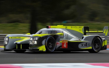 Nissan Powered ByKOLLES 12
