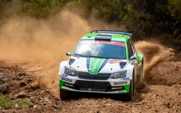 Skoda Turkey Rally 10