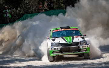 Skoda Turkey Rally 11