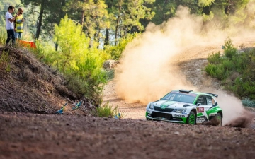 Skoda Turkey Rally 13