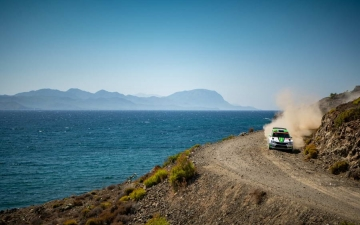 Skoda Turkey Rally 14