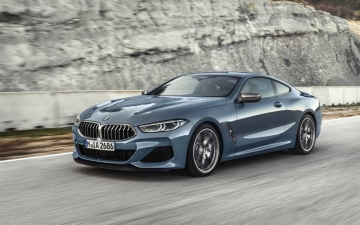 BMW  8 Coupe 141218
