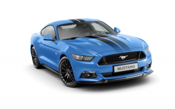 Ford Mustang Special Editions 061216