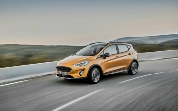 Ford Fiesta Active  10