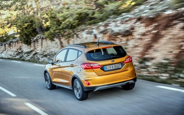 Ford Fiesta Active  14