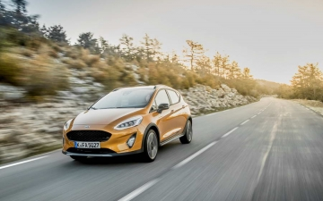 Ford Fiesta Active  18