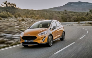 Ford Fiesta Active  20
