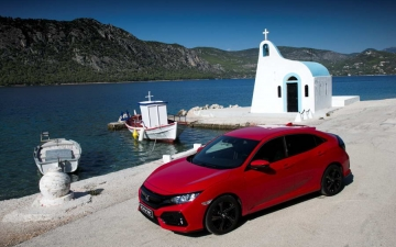 Honda Civic 1,6 i-DTEC 15