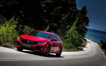 Honda Civic 1,6 i-DTEC 17