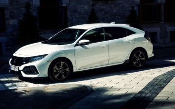 HONDA CIVIC Action 10