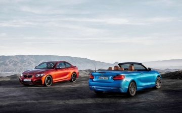 New BMW Series 2 10