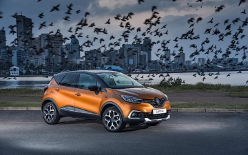 New Renault Captur 10