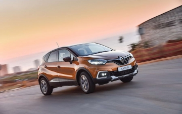 New Renault Captur 12