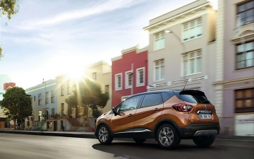New Renault Captur 13