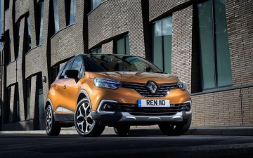New Renault Captur 14