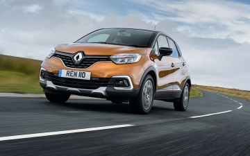 New Renault Captur 17