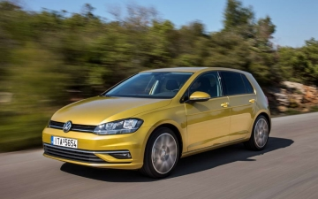 New VW Golf 10