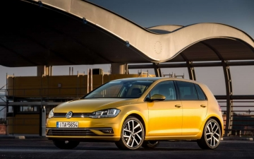 New VW Golf 13