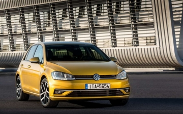 New VW Golf 15