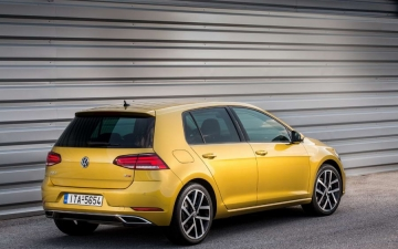 New VW Golf 16