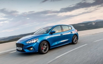 New Ford Focus  12