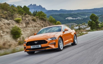 Ford Mustang new 15